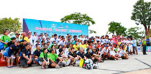 J/80 China Cup Match Race Challenge sailing teams
