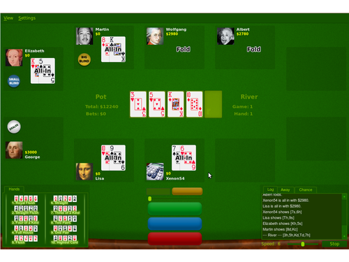 How to play online poker on Linux