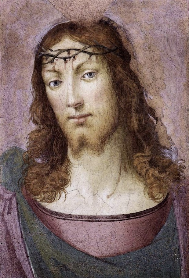 Fra Bartolomeo - Christ Crowned with Thorns