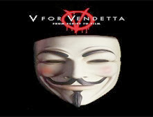 فيلم V for Vendetta