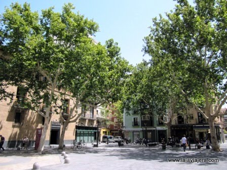 Plaza de San Felipe, Zaragoza