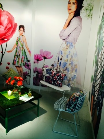 Boden SS15 Press Day cushions - Maegan Clement