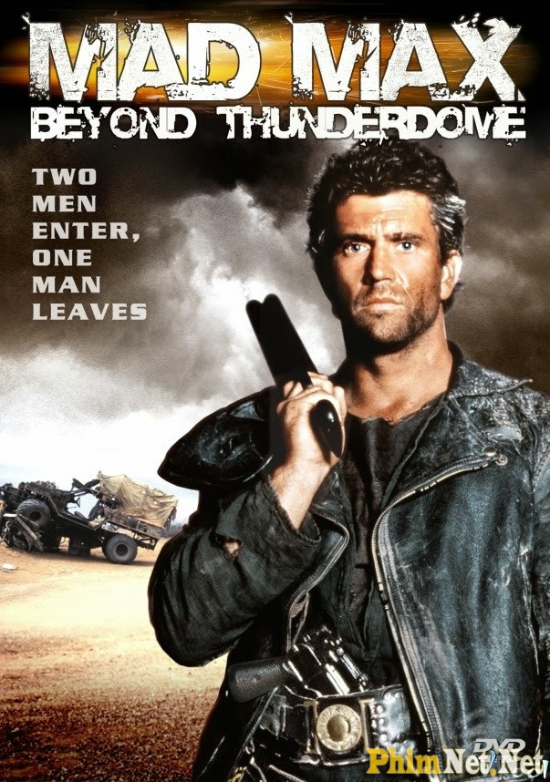 Phim Anh Hùng Xa Lộ 3 - Đón Bão - Mad Max Beyond Thunderdome