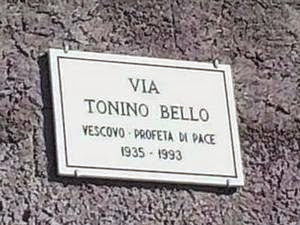 via don Tonino Bello
