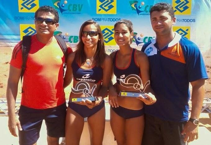 Natal sedia: Etapa das categorias de base do Circuito Norteriograndense de Vôlei de Praia