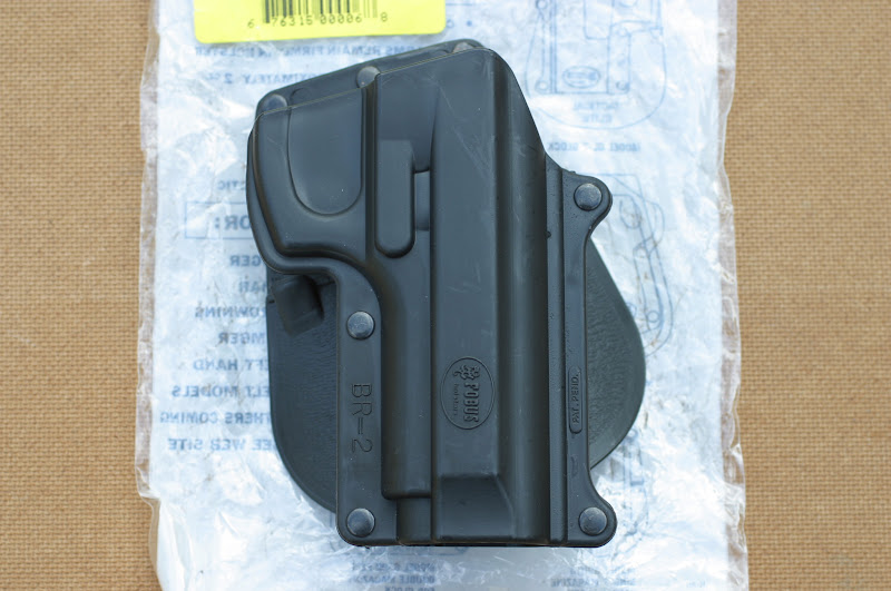acc AH31 FOBUS Paddle Holster for Beretta 92F etc.