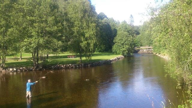 Nydalen river