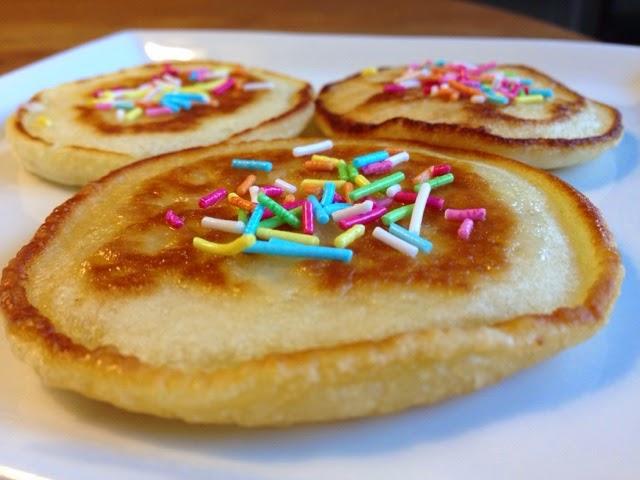 amerikanska pannkakor majsmjöl
