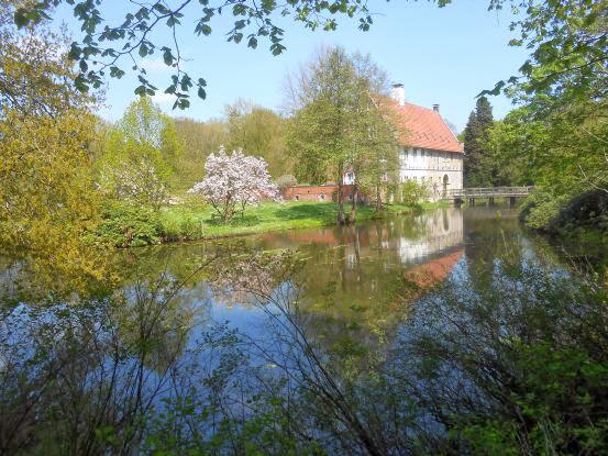 Haus Loburg, Marienburg, Coesfeld, Münsterland