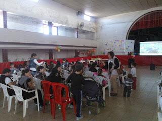 Parte II 2014 Día del niño en la provincia de Bs. As.