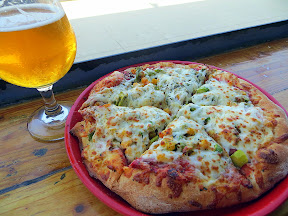 Pizza Port, Solana Beach, San Diego, California