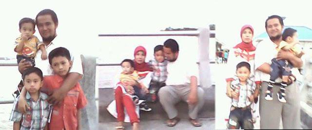 Foto Bareng Keluarga