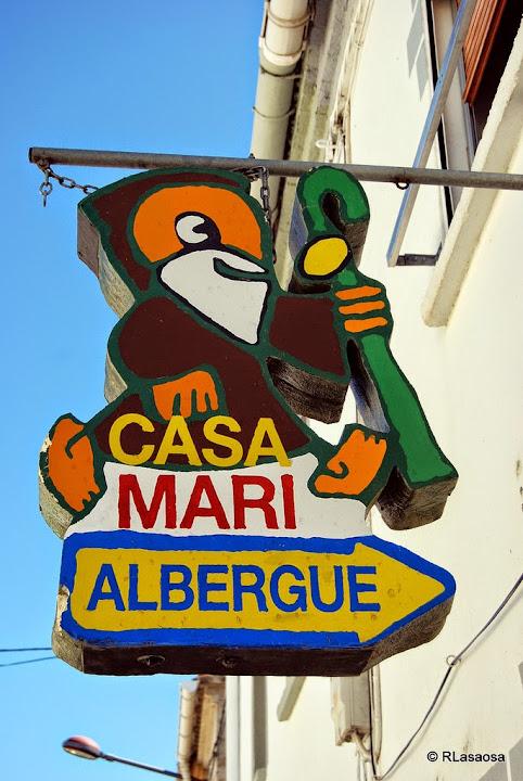 Albergue Casa Mari, Torres del Río, Navarra :: Albergues del Camino de Santiago