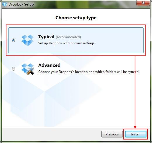 *免費申請帳號、基本入門使用教學:Dropbox 雲端使用教學(一) 9