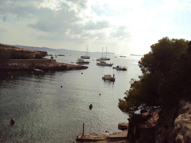 Cala Saladeta - Las mejores calas y playas de Ibiza
