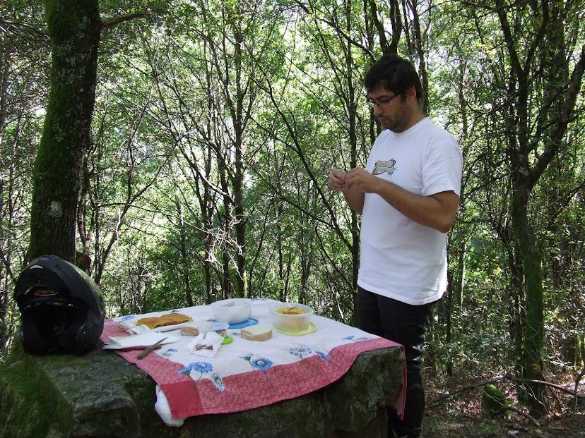 Pic-nic no Gerês e baptismo da Zarolha (Out/2014) DSCF7530