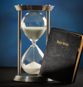 Tithing my time with God