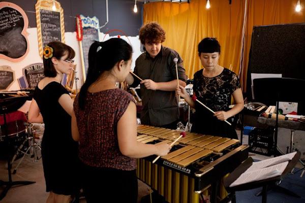 nomad percussion