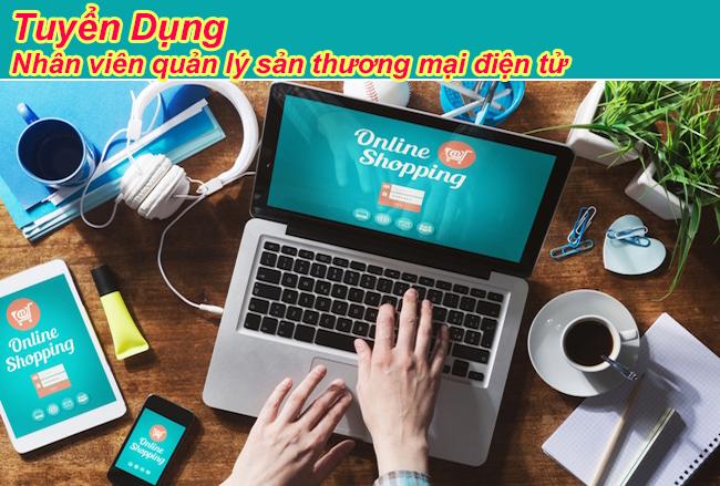 Tuyển nhân viên quản quản lý sàn thương mại điện tử Đà Nẵng