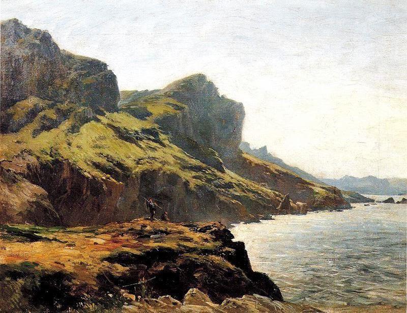 Carlos de Haes - Roca de Otoyo