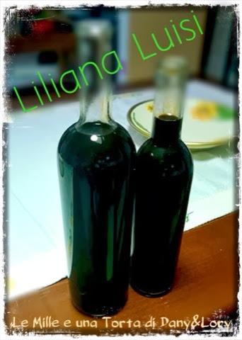 liquore alla liquirizia - con il bimby