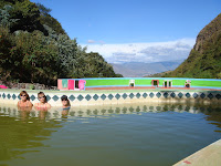 Visit Chachimbiro Hot Springs