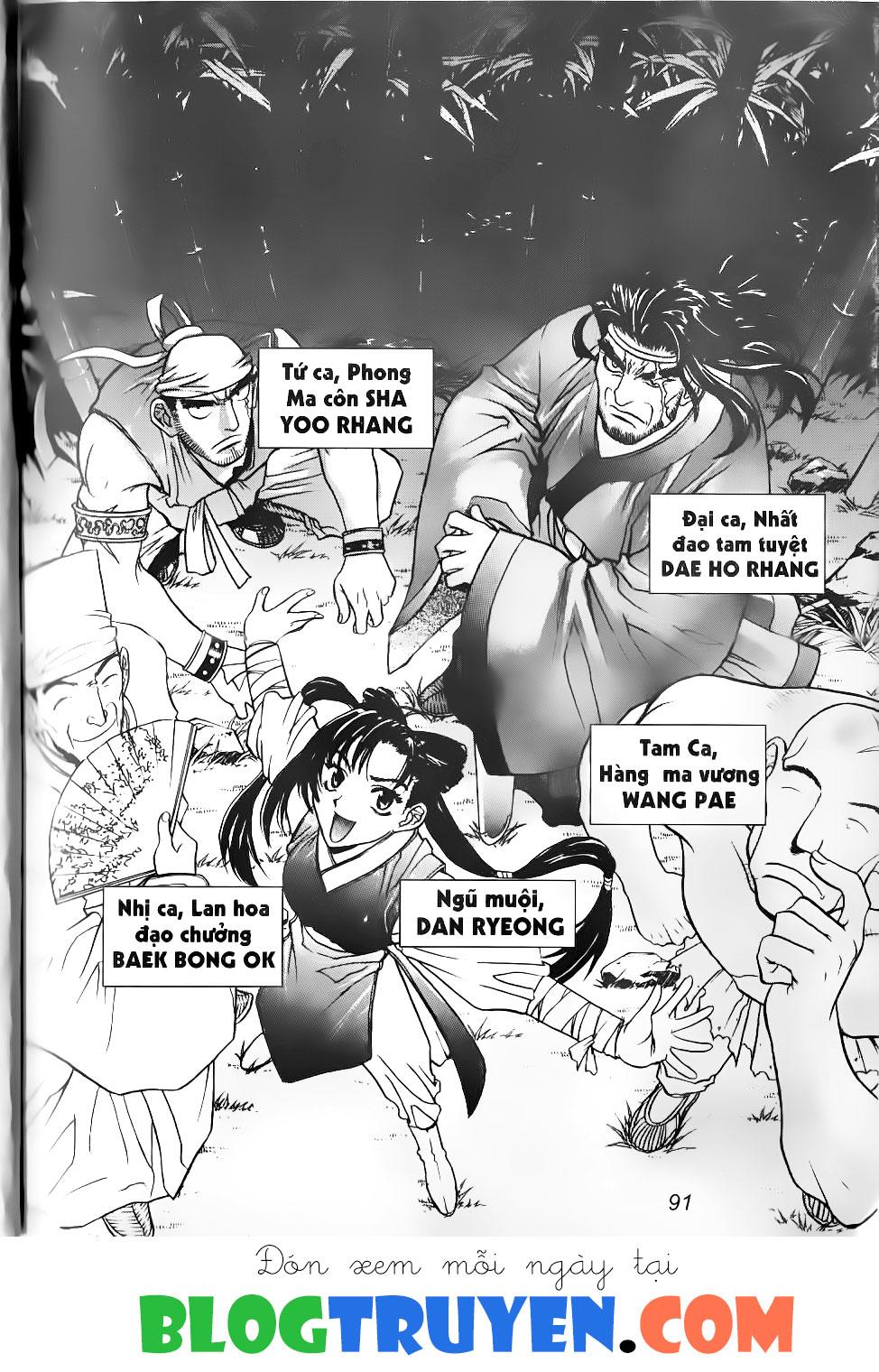Thiên Lang Liệt Truyện Scan Chap 6 - Truyen.Chap.VN
