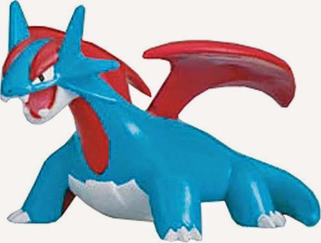 Hình ảnh Pokémon M-108 Bohmander nổi bật với thân mình to lớn