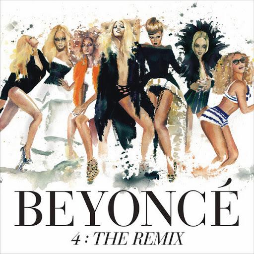 [EP] Beyoncé - 4: The Remix (2012) (iTunes)
