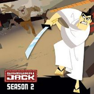 Samurai Jack Phần 2 - Samurai Jack Season 2