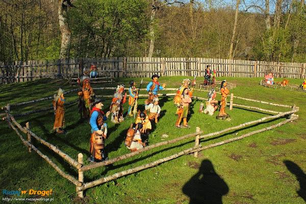 Kaszubski Park Miniatur Strysza Buda - Park Bajek