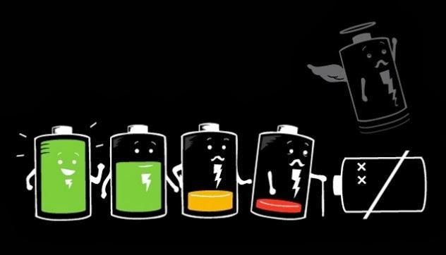 Ciri – Ciri Baterai Smartphone Anda Wajib Diganti