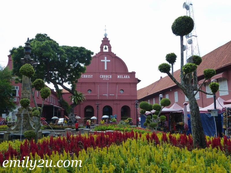 Melaka heritage tour