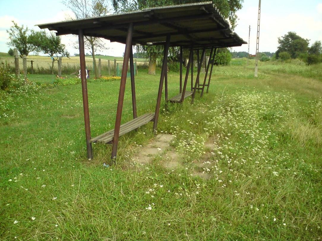 Galeria z przejazdu trasą kolejową Łapy-Sokoły-Śniadowo-Łomża