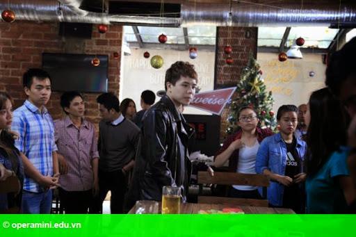 Hình 6: Trịnh Thăng Bình hé lộ dự án hoành tráng nhất trong sự nghiệp