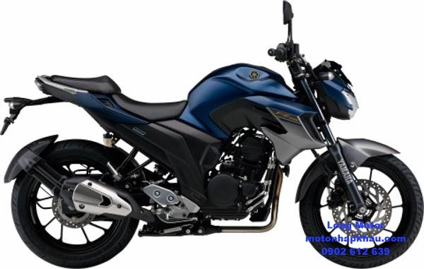 Yamaha FZ25 ABS