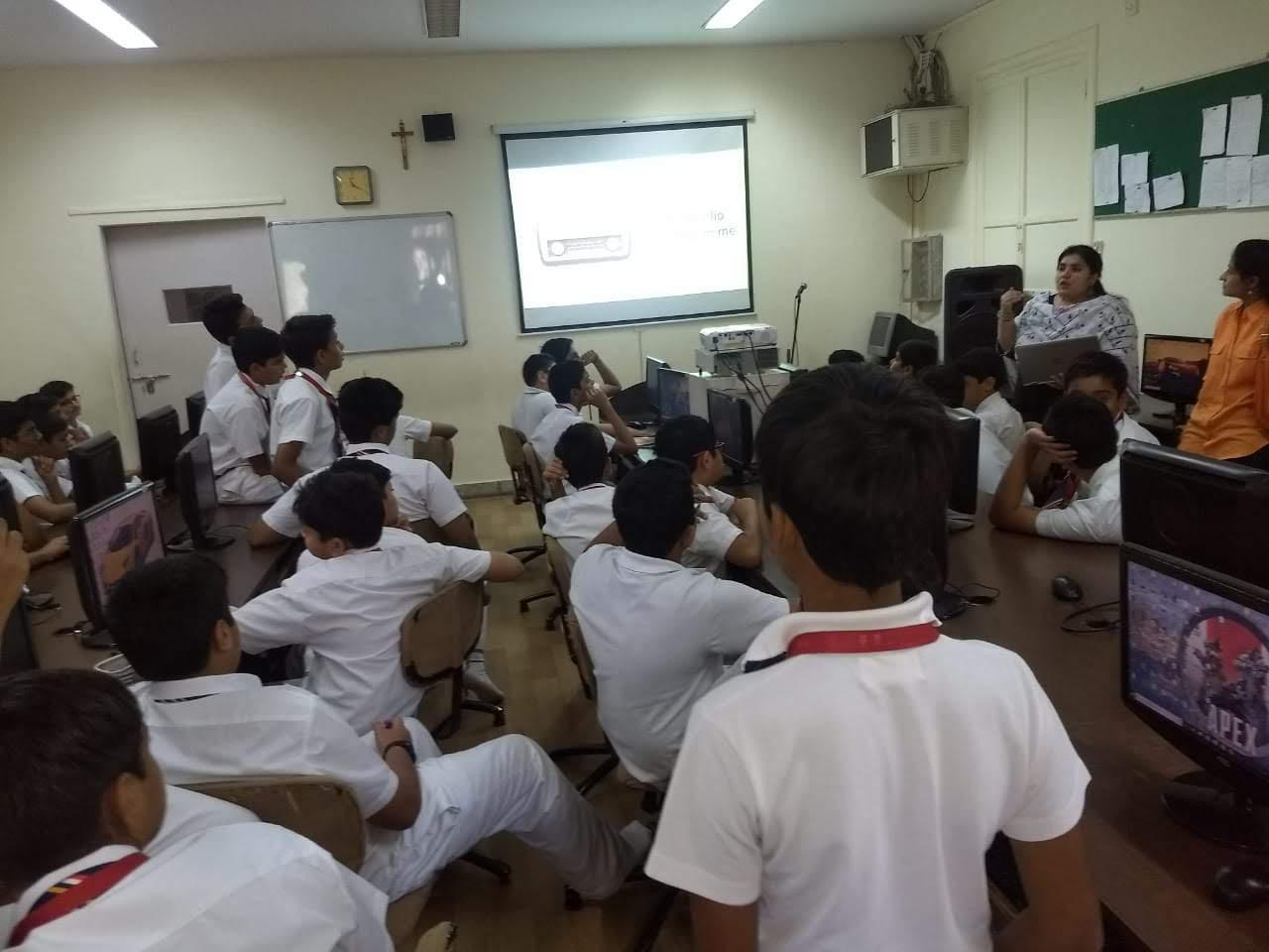 The Campion School, Colaba, Mumbai, India
