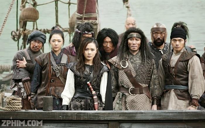 Ảnh trong phim Hải Tặc - The Pirates 2
