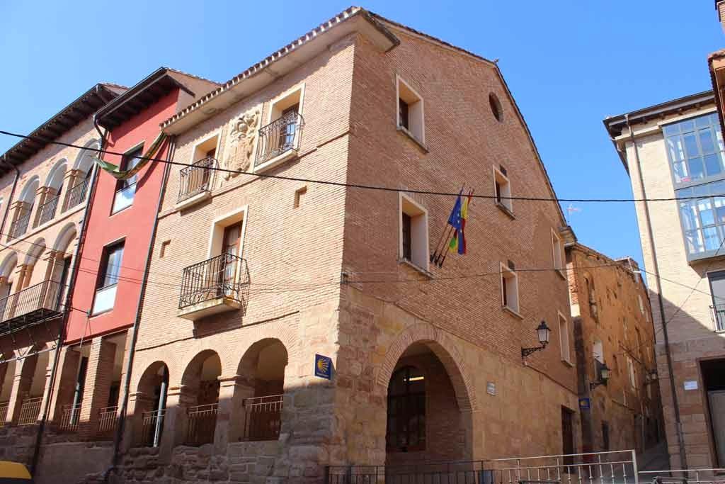 Albergue municipal de peregrinos, Navarrete, La Riojoa