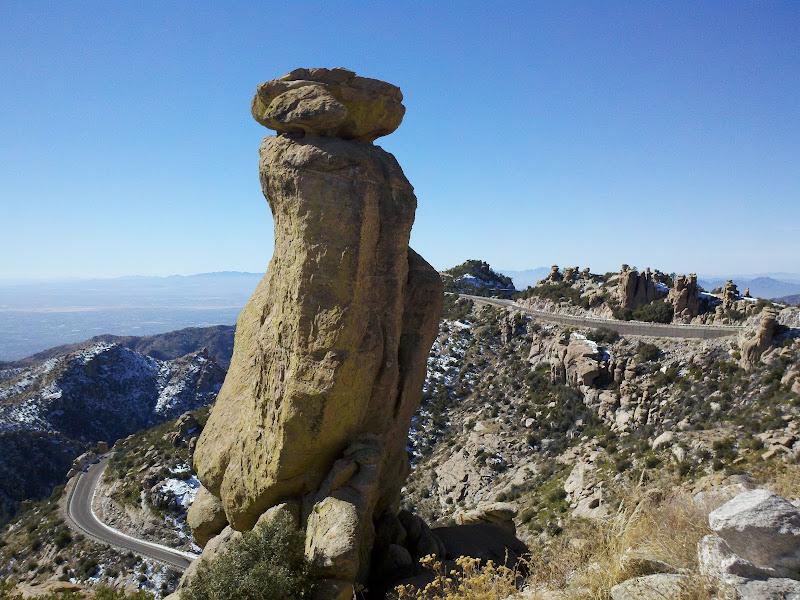 Mount Lemmon • Hoodoo