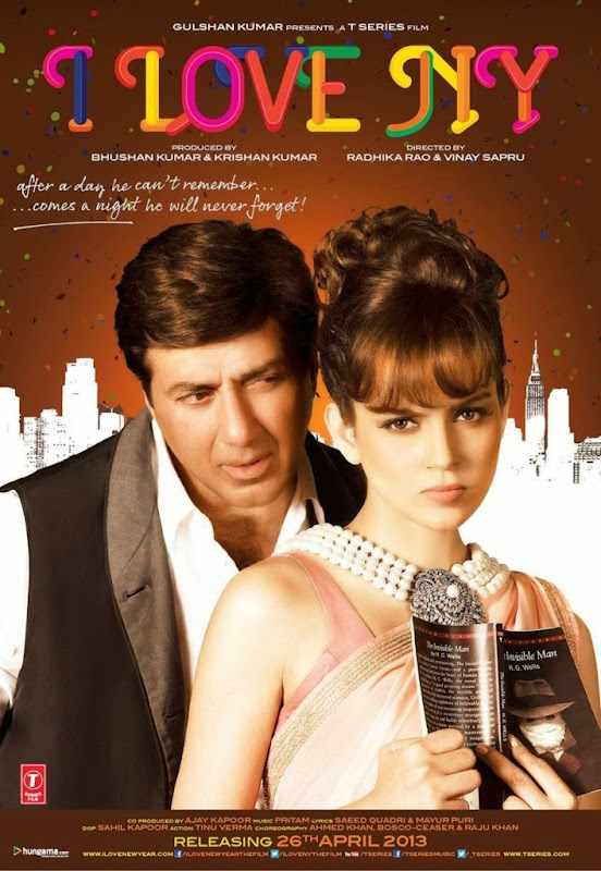 Cover of I Love New Year (2013) Hindi Movie Mp3 Songs Free Download Listen Online at Alldownloads4u.Com