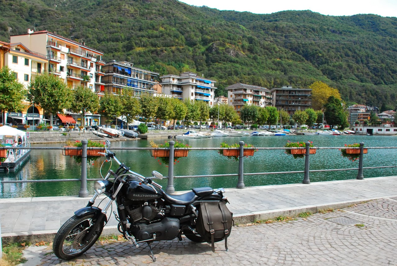 Partea 4  Road trip Alpi: Italia - Lago d'Orta, Elveția