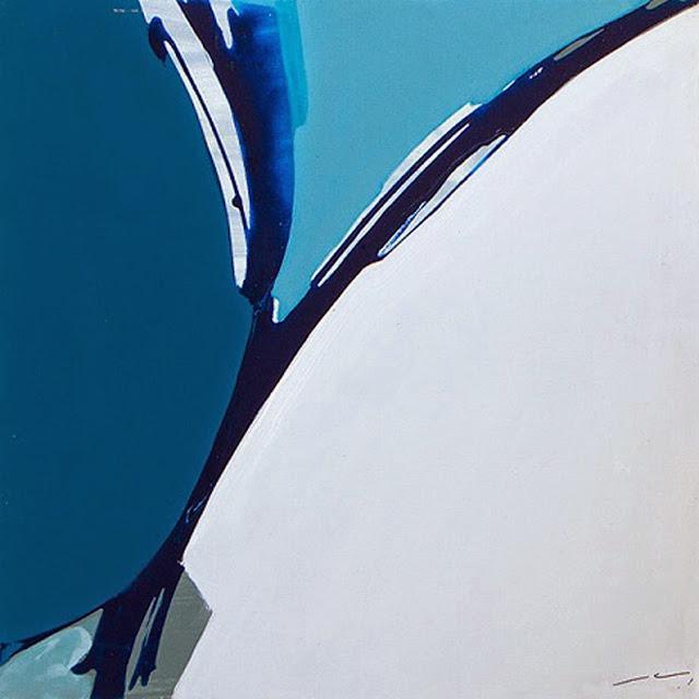 Alas de mariposa,pintura del pintor Santi Cervera