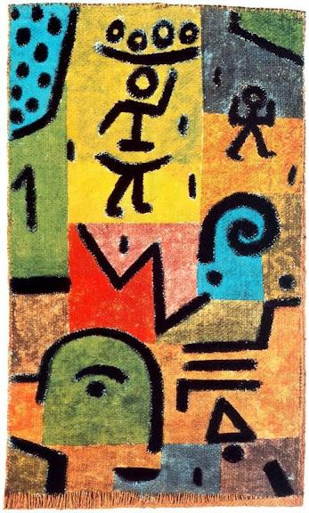 Paul Klee - Lemon Harvest