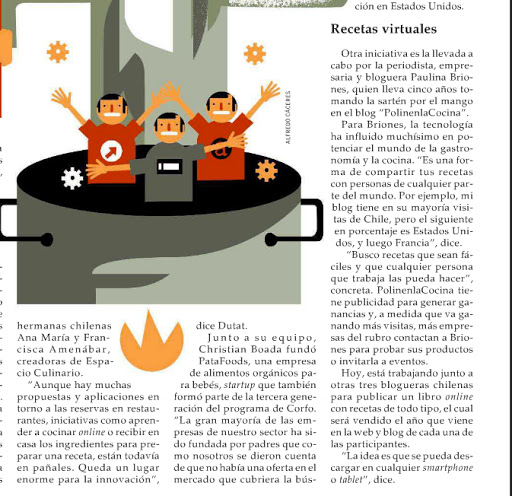 Economía y Negocio diario El Mercurio