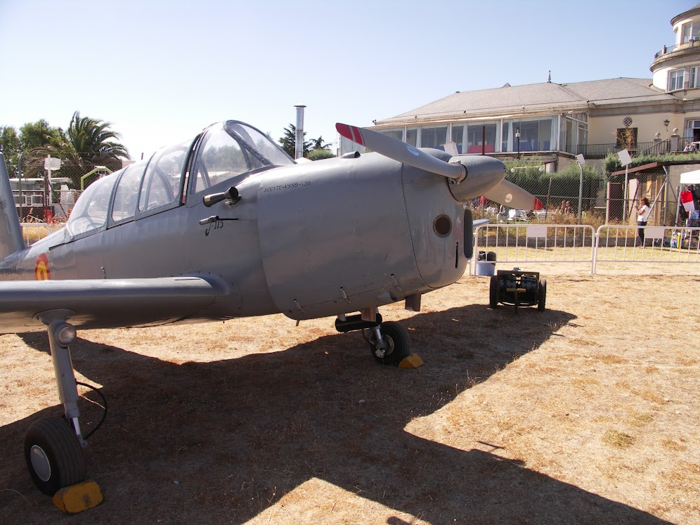 """Exhibición aerea de la Fundación """"Infante de Orleans"""". PICT0366"""