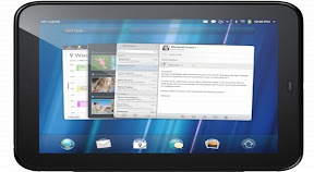 HP Apple iPad 2 vs. HP TouchPad | Form Factor