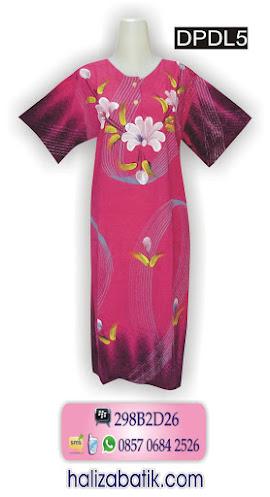 contoh model batik, baju batik wanita terbaru, batik pekalongan murah