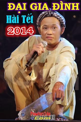 Live Show Hoài Linh 8 - HàiTết 2014 - Đại Gia Đình