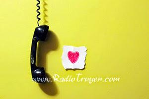 Trạm điện thoại trên thiên đường